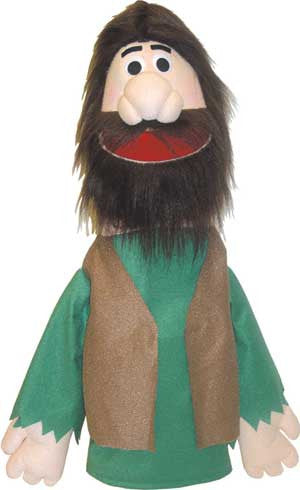 Get Ready Kids Goliath Bible Puppet - 390