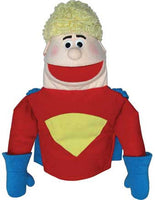 Get Ready Kids 470C Super Hero Puppet - Caucasian