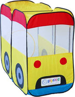Gigatent CT 028 My First School Bus Play Tent
