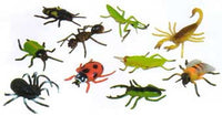 Get Ready Kids 876 Insects Figure Set 10 Pieces - The Creativity Institute