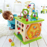 Hape E1810 Country Critters Play Cube