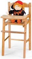 Jonti-Craft 0503JC Traditional Doll High Chair