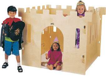 Jonti-Craft 2491JC KYDZ Castle Queen- Playhouse