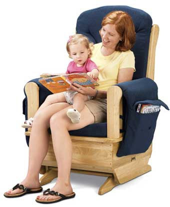 Jonti-Craft 8150JC Glider Rocker