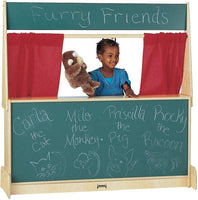 Jonti-Craft 7201JC Imagination Station with Chalkboard Surfaces