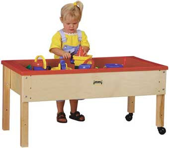 Jonti-Craft 0286JC Sensory Table Toddler Height 20""