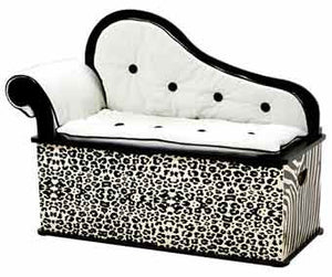 Levels of Discovery Wild Side Bench Seat with Storage LOD71001