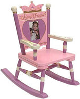 Levels of Discovery Princess Mini Rocker RAB10003