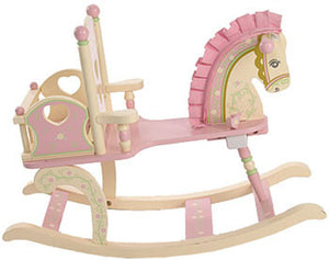 Levels of Discovery Kiddie Ups Rock-A-My-Baby Rocking Horse RAB20005