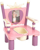 Levels of Discovery Her Majesty's Throne Princess Potty Chair RAB40001