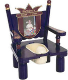 "Levels of Discovery His Majesty's Throne ""Prince"" Potty Chair RAB40002"