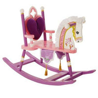 Levels of Discovery Kiddie Ups Princess Rocking Horse RAB20001