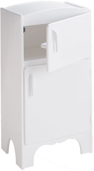 Little Colorado Wooden Kids Refrigerator - White Finish - 94W