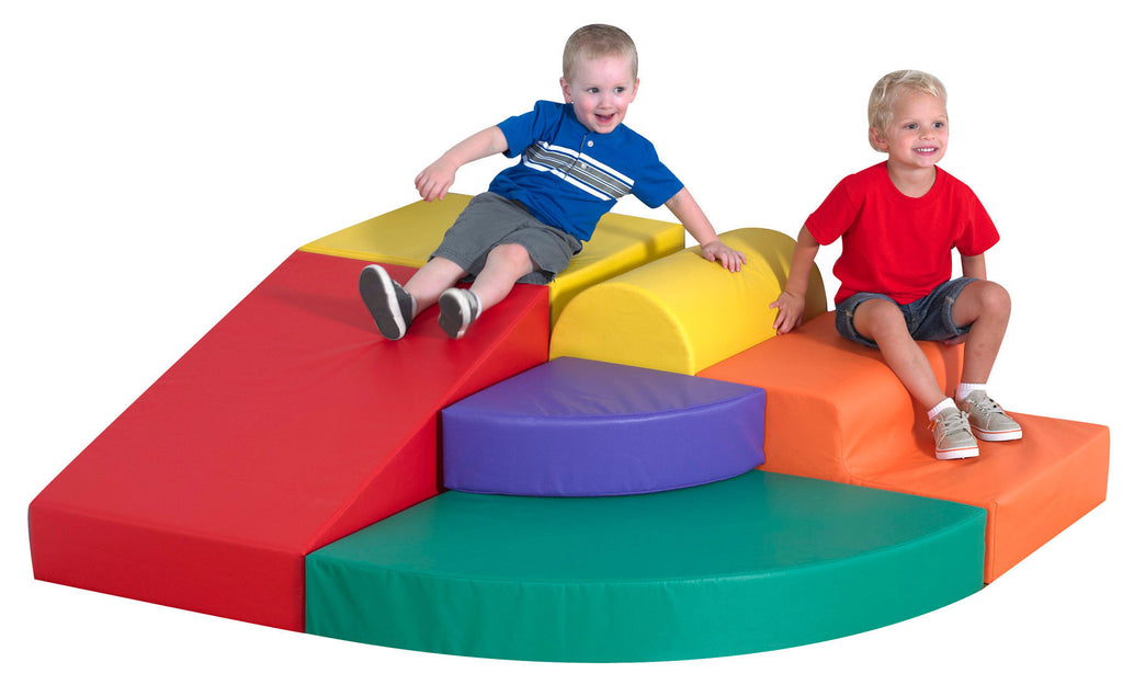 Children's Factory Mariah's Play Center Climber CF300-001