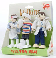 Le Toy Van Budkins Medical Workers Gift Set - BK901