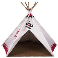 Pacific Play Tents 39617 Southwest Cotton Canvas Teepee (Tee Pee)