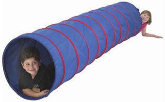"Pacific Play Tents Institutional 9-Foot Tunnel 22"" Inch Diameter"