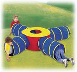 Pacific Play Tents Tunnel of Fun Junction Set - 20455