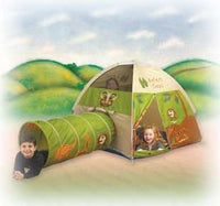 Pacific Play Tents 20435 Jungle Safari Play Tent and Tunnel Combo