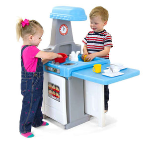 Simplay3 Play Around Kitchen & Activity Center - The Creativity Institute