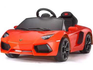 Rastar Lamborghini Aventador LP700-4 6v Orange (Remote Controlled)