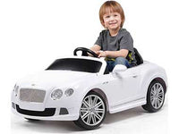 Rastar Bentley GTC 12v White (Remote Controlled) RA-82100_White