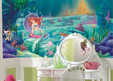 RoomMates The Little Mermaid XL Wall Mural 6' x 10.5' - JL1224M