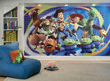 RoomMates Toy Story 3 XL Wall Mural 6' x 10.5' - JL1204M