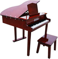 Schoenhut 379M 37-Key Concert Grand Toy Piano - Mahogany Finish