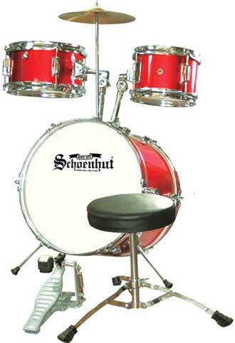 Schoenhut C1020 Junior Drum Set