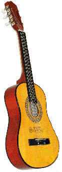 Schoenhut 605OM Student Acoustic 3/4 Guitar - Oak Finish