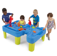Simplay3 Big River and Roads Water Play Table - The Creativity Institute