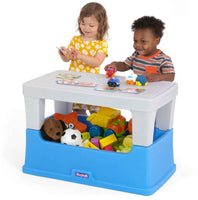 Simplay3 Play Around Storage Table - The Creativity Institute