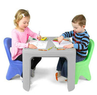 Simplay3 Play Around Table & Chair Set - The Creativity Institute
