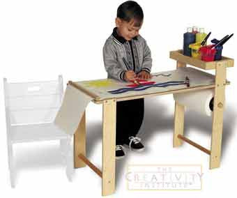 TAG Toys F-206 Wooden Hobby & Art Table