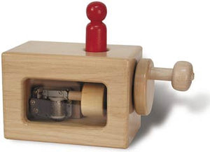 TAG Toys SC2 Wooden Music Box - The Creativity Institute
