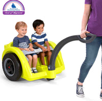Simplay3 Trail Master Wagon 2 Double Seater