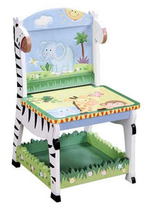 Teamson Kids Sunny Safari W-8267A3 Storage Chair
