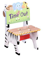 Teamson Kids W-8270A Sunny Safari Time Out Chair