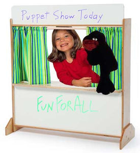 Whitney Brothers WB0965 Deluxe Puppet Theater - The Creativity Institute