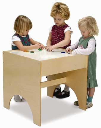 Whitney Brothers Light Table - WB0724