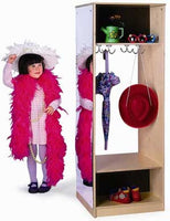 Whitney Brothers Wardrobe with Mirror - WB0885 - The Creativity Institute