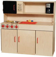 Wood Designs 10800 5-N-1 Kitchen Center