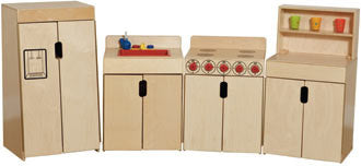 Wood Designs Tip-Me-Not Appliance Set - 10082