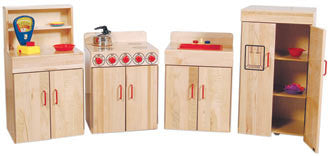 Wood Designs Heritage Kitchen Appliance Set - 10020