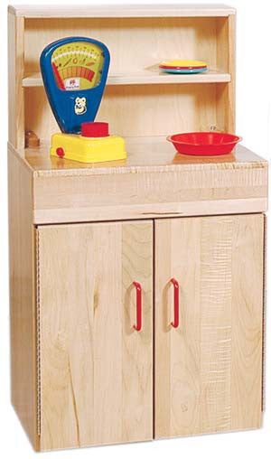 Wood Designs Heritage Kitchen Hutch - 20720 - The Creativity Institute