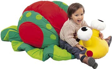 "Wesco Giant Animal Cushion Sidney ""Kyle"" the Snail"
