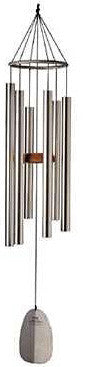 Woodstock Chimes Windsinger Chimes of Apollo - Silver