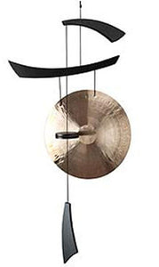 Woodstock EGCLB Chimes Emperor Gong - Large Black