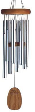Woodstock Chimes GSS Gregorian Soprano Chime - Silver